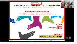 e-teachers' day celebration