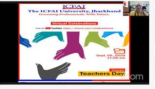 e-teachers' day celebration